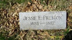 Jessie E. Preston