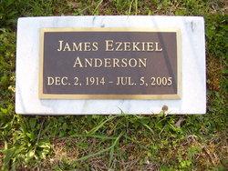 James Ezekiel Zeke Anderson