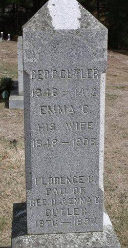 Delia C Cutler