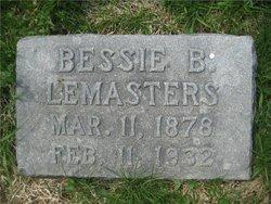 Bessie Bell <i>Branstetter</i> Lemasters