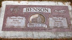 Simon Karl Benson