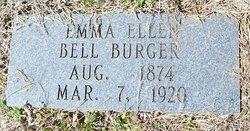 Emma Ellen <i>Bell</i> Burger