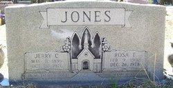 Jerry C. Jones