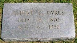 Albert C Dykes