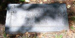 Walter Everett Alcock, Jr
