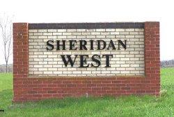 Sheridan West Memorial Cemetery