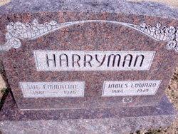 Susan Emmaline <i>Hubbs</i> Harryman