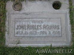 John Robles Aguirre