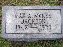 Maria Louisa <i>McKee</i> Jackson