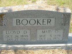 Mary O. Booker