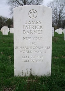 James Patrick Barnes