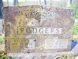 Dora <i>Adams</i> Rodgers