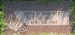 Effie <i>Sneed</i> Garrett