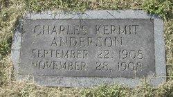 Charles Kermit Anderson