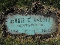 Jennie Christine <i>Lian</i> Madsen