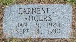 Earnest J Rogers