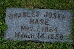 Charles Joseph Hase