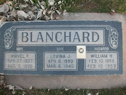 Lovina Elizabeth <i>Jones</i> Blanchard