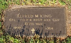 Alfred M. King