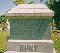 Rev Robert Hunt