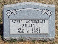 Esther <i>Wozencraft</i> Collins