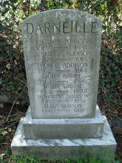 Thomas Addison Darneille