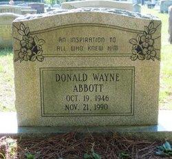 Donald Wayne Abbott