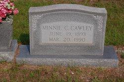 Minnie C <i>McLelland</i> Cawley