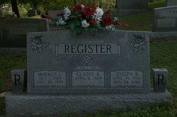 Joseph Buine Joe Register