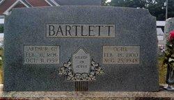 Ocie Emler <i>Lineberry</i> Bartlett