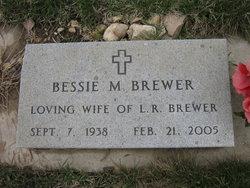 Bessie <i>Ludden</i> Brewer