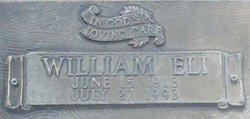 William Eli Alley