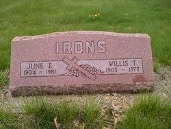 Willis Theodore Irons
