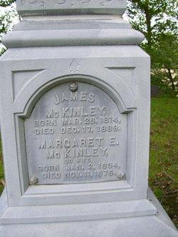 Margaret E <i>Sidner</i> McKinley