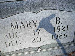 Mary B Cobb
