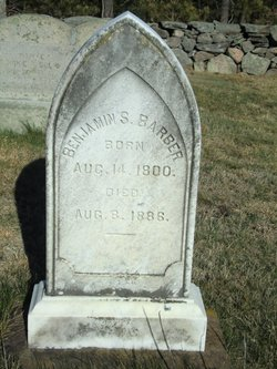 Benjamin Spencer Barber, Jr