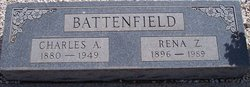 Charles A Battenfield