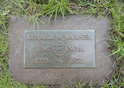 Gerald William Warner