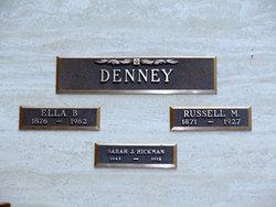Russell Miller Denney