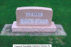 William Henry August Lemke