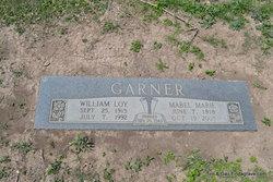 Mabel Marie Garner