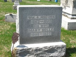 Mary Belle <i>Rogers</i> Hoover