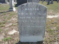 Martha <i>Lee</i> Threatt