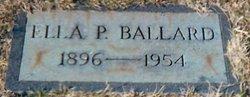 Ella <i>Perdue</i> Ballard