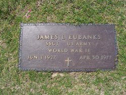 James Lynwood Eubanks