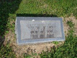 Mary Margaret <i>Curtis</i> Ashe