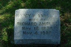 Nancy H <i>Andrews</i> Ambler