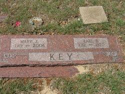 Earl Bradley Key