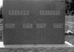 Evelyn <i>Carlson</i> Amenoff