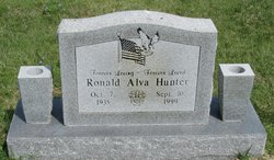 Ronald Alva Hunter
